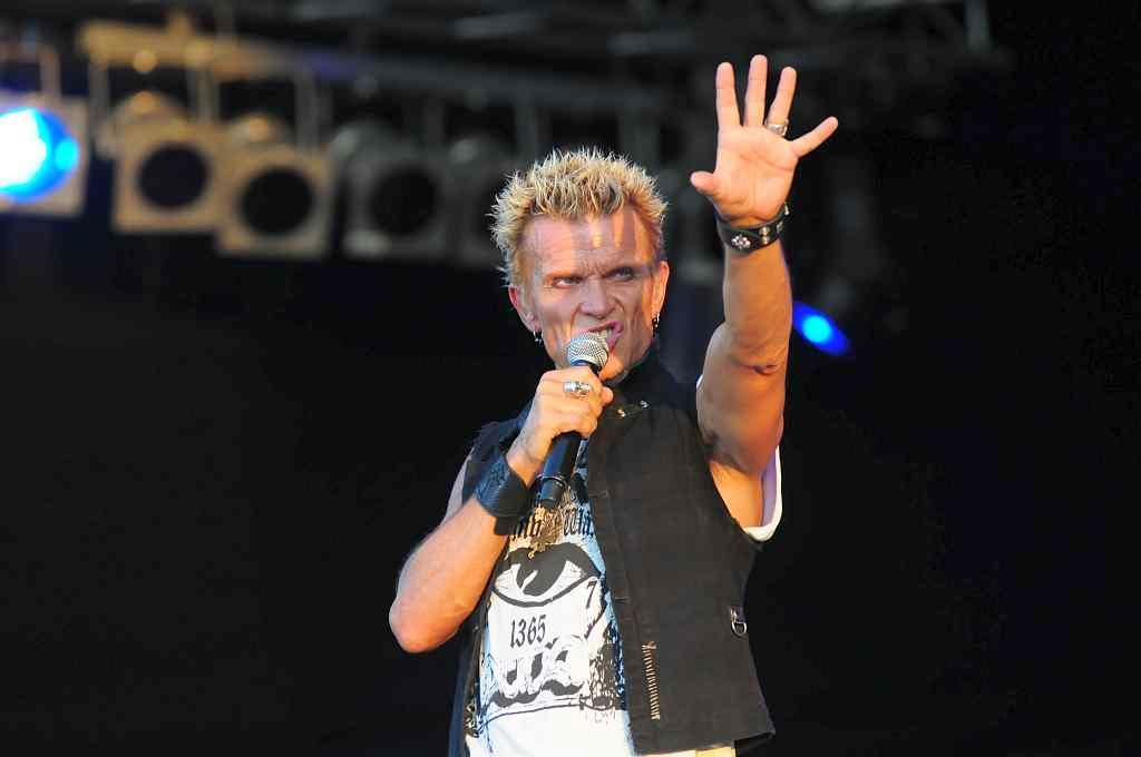 Billy Idol 2010
